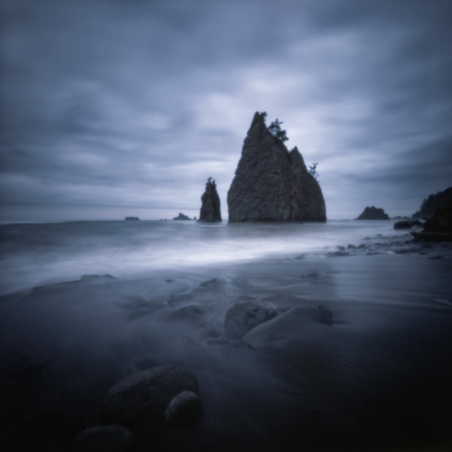 Rialto Beach, Forks, Washington, United States